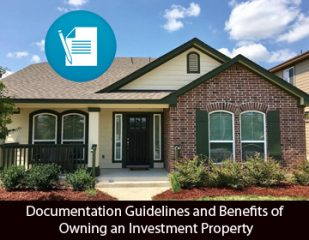 Zack Childress Real Estate Documentation Guidelines and Benefits of Owning an Investment Property