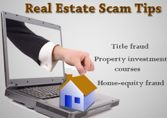 Real Estate Scam Tips - Zack Childress