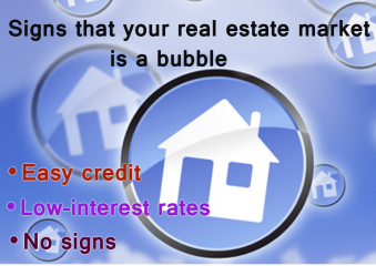 Zack Childress Signs That Your Real Estate Market is a Bubble