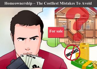 Zack Childress|Home ownership - The Costliest Mistakes To Avoid
